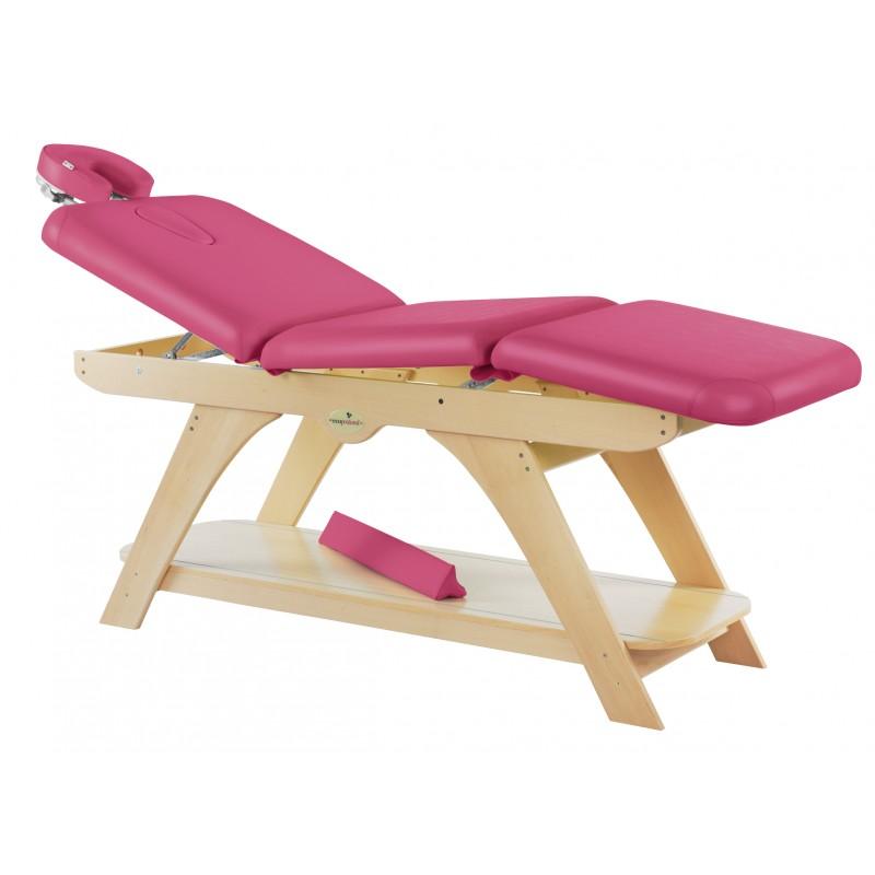 Lettino Da Massaggio In Legno.Lettino Legno 2 Snodi Euracom