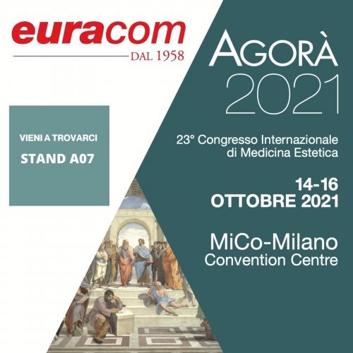 EURACOM MEDICAL DIVISION presente al Congresso Agorà